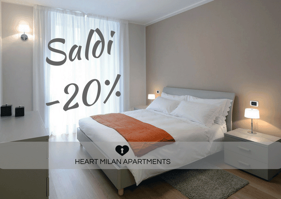 20% saldi heart apartments