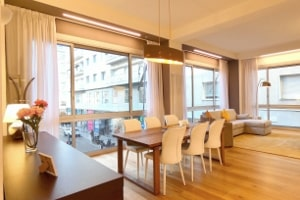 Luxury apartment short term rental Milan Centre