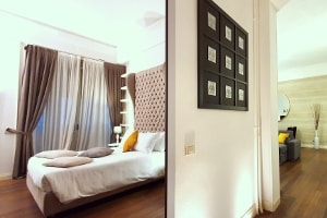 luxury apartment in Milano Duomo Square for short term rental